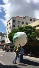 Problemas con el inflable