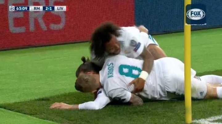 Real Madrid 2 - Liverpool 1