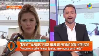 Becky Vázquez y una dura acusación contra Laurita