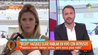 Becky Vázquez contra Laurita