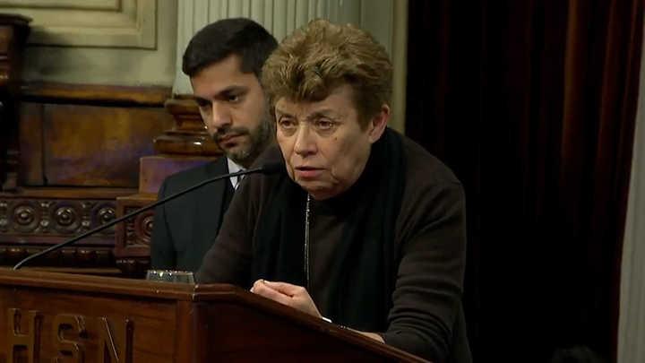 """""""La mujer no es un instrumento de la reproducción"""": el discurso a favor del aborto que rompió los protocolos del Senado"""