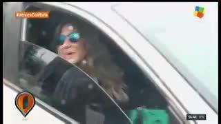 Jimena Barón negó una relación con Rodrigo Romero