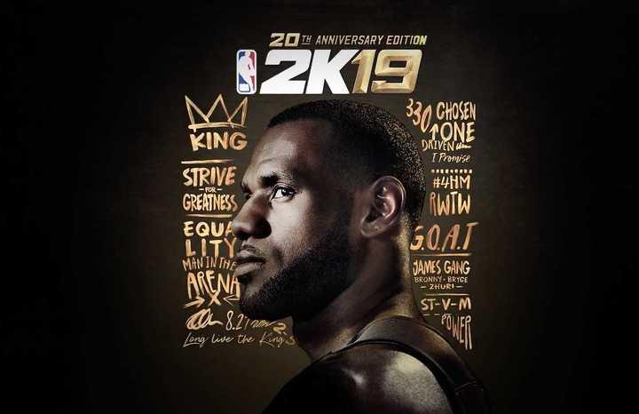 NBA 2K19 tiene nuevo trailer con LeBron James en Los Angeles Lakers
