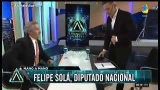 Felipe Solá en Animales Sueltos - Parte 1
