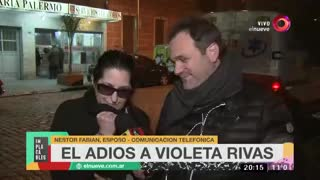 El testimonio de Analía Fabián, hija de Vioeta Rivas