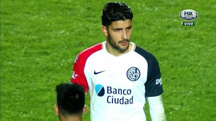 El plantel de San Lorenzo fue silbado por sus propios hinchas