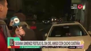 """Susana Giménez: """"Estoy harta de sus preguntas"""""""