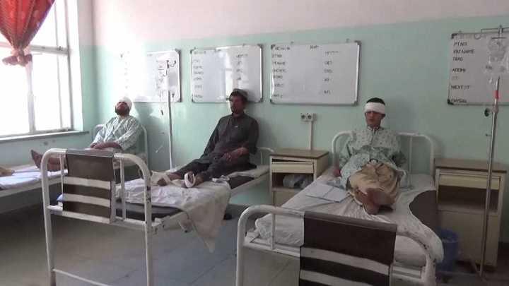 Al menos 16 muertos en un atentado en el sur de Afganistán