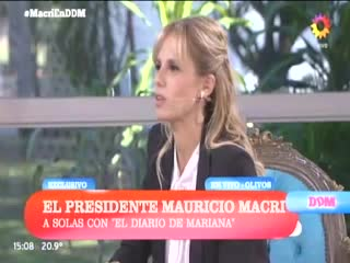 "Macri: ""Una offshore no es ilegal"""