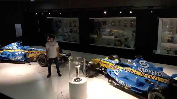 Fernando Alonso se retiró de la Fórmula 1