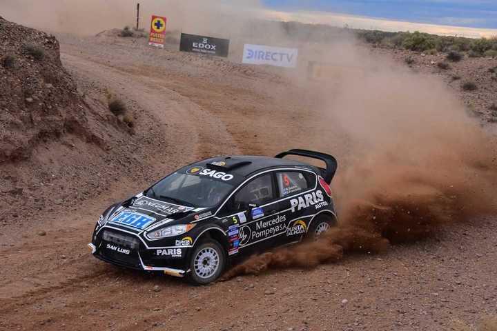 Al borde de la tragedia en el Rally Argentino