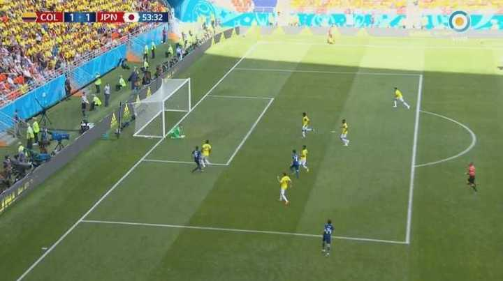 Ospina salvó a Colombia