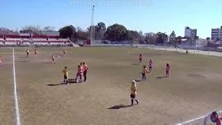 La batalla campal en Córdoba en un partido de fútbol femenino