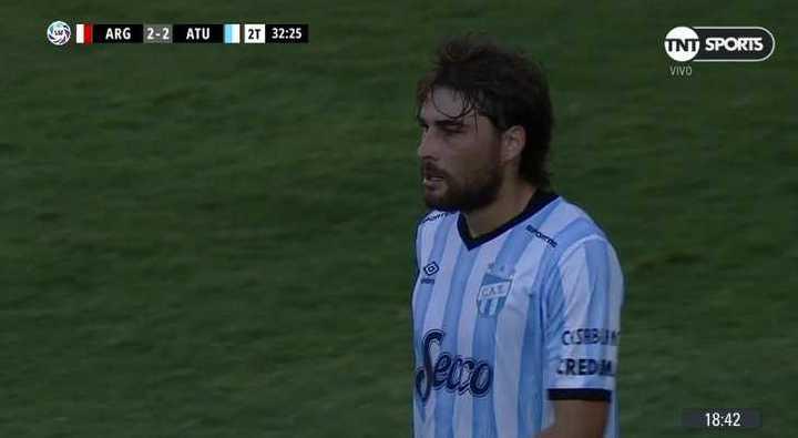 Argentinos 2 - Atlético Tucumán 2