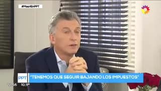 Mauricio Macri con Jorge Lanata 4 (eltrece)