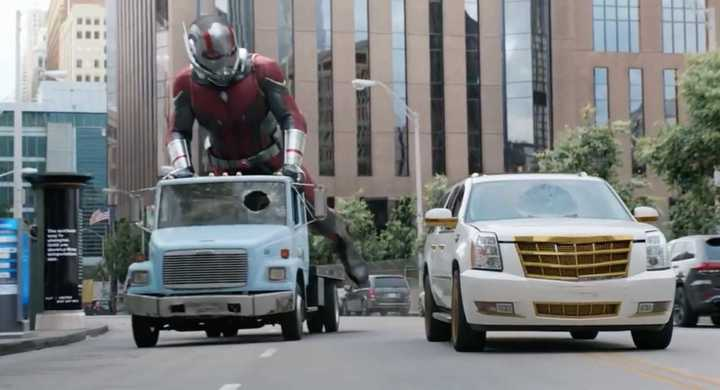 "Trailer de ""Ant-Man y la avispa"""