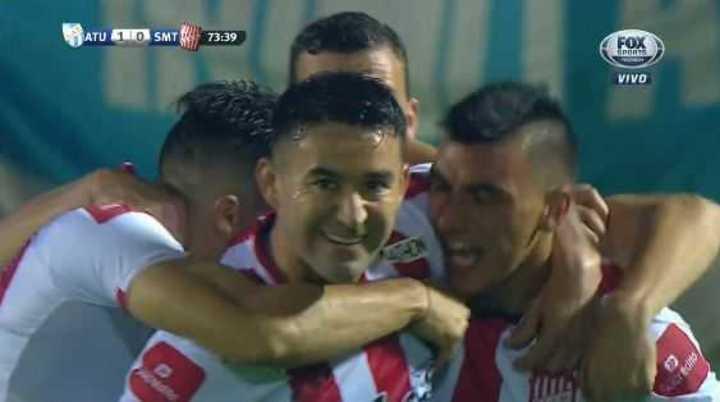 Atlético Tucumán 1 - San Martín (T) 1