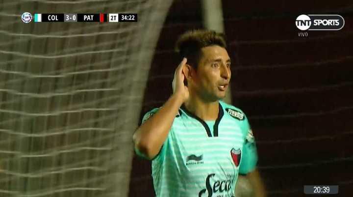 Colón 3 - Patronato 0