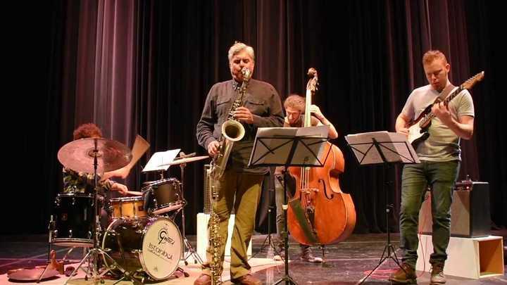 Tony Malaby Cuarteto (en la Argentina)