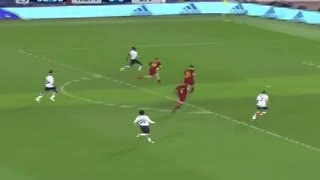 Gol Mané a la Roma