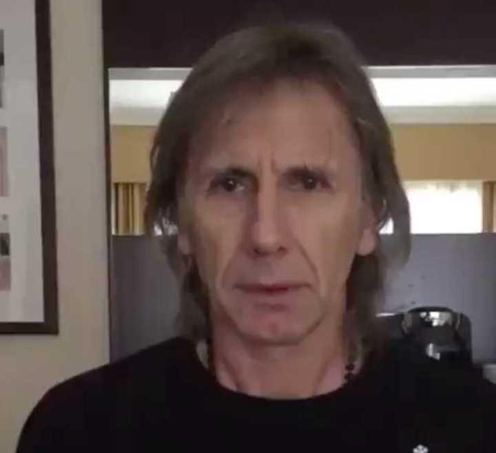La despedida de Ricardo Gareca a Daniel Peredo