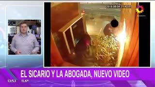 Un video revelador del doble crimen de Belgrano