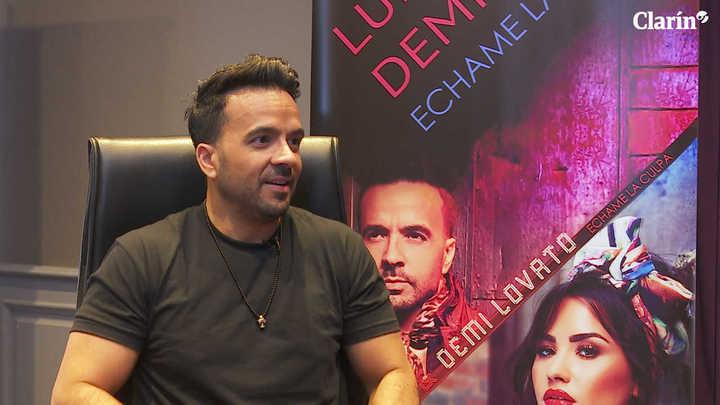 Entrevista exclusiva con Luis Fonsi