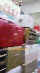 Las provocaciones de un hincha de Independiente a Centurión en un supermercado
