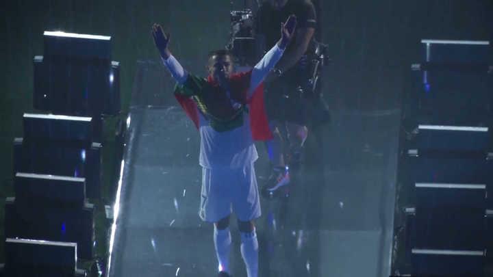 Sorín, Cafú y Michel Salgado opinan sobre el pase de Cristiano Ronaldo a la Juventus