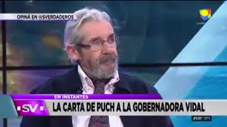 Robledo Puch le mandó una carta documento a Luis Ortega