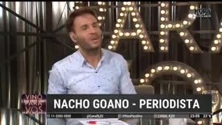 La divertida anécdota de Nacho Goano al circuncidarse