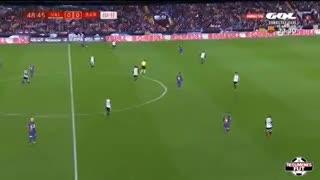 El estreno en la red de Coutinho como jugador de Barcelona. (YouTube)