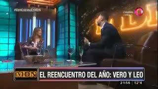 Verónica Lozano se soltó con Leo Montero y repasó varios temas interesantes.