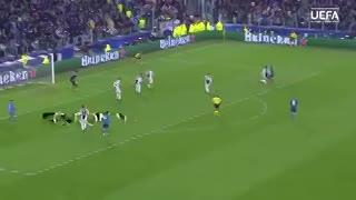 Los 11 goles candidatos al mejor de la temporada por la UEFA.