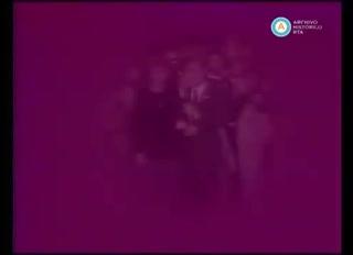 Pinky y Cacho Fontana