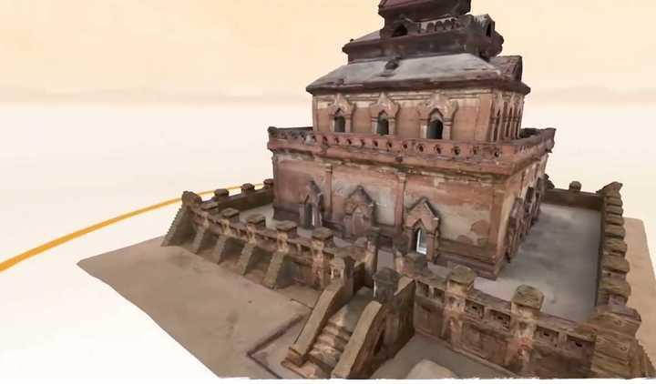 Open Heritage un proyecto lanzado por Google y CyArk para preservar digitalmente sitios patrimoniales