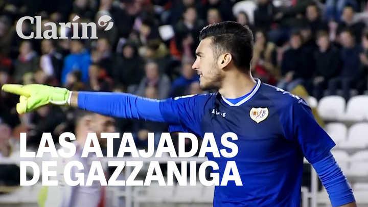 Paulo Gazzaniga, el arquero argentino que llegó a Inglaterra con 50 euros y se ganó un lugar en el Tottenham