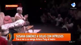 Susana Giménez contó detalles de su serie
