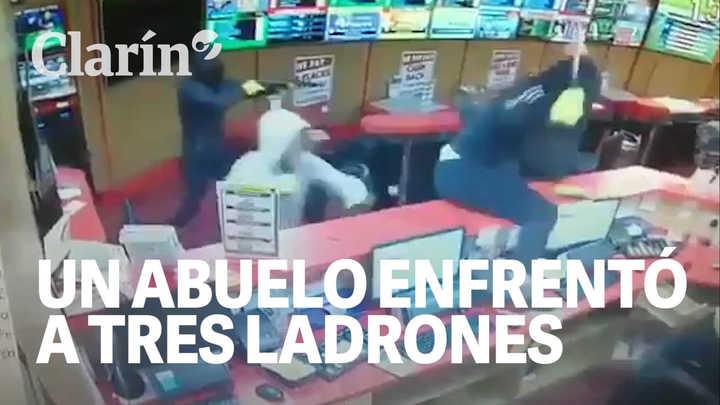 Un abuelo de 84 años se enfrentó a tres ladrones y evitó un robo en Irlanda