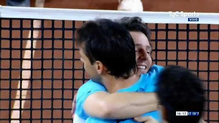 Copa Davis: Argentina derrotó a Colombia
