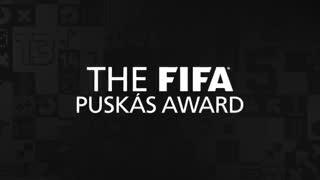 Los nominados al Puskás