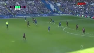 Chelsea 2 - Bournemouth 0