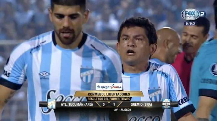 """El Pulga Rodríguez a Díaz: """"Cortala, Leandro"""""""
