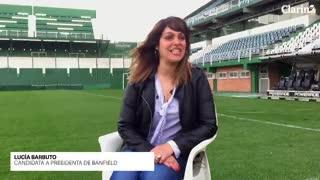 Entrevista a Lucía Barbuto.