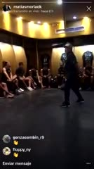 Charla motivadora de Maradona antes de su debut en Dorados de Sinaloa