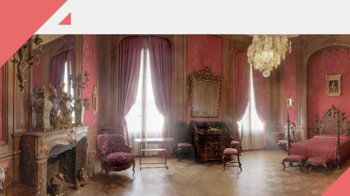 Los tesoros del Palacio Errázuriz, desde del Museo Nacional de Arte Decorativo (Gentileza MNAD) Parte 2