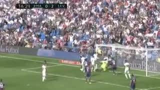 Maniobra anulada a Real Madrid por posición adelantada de Marco Asensio.