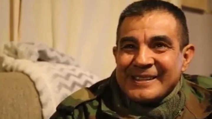 El soldado argentino que se casó en Malvinas