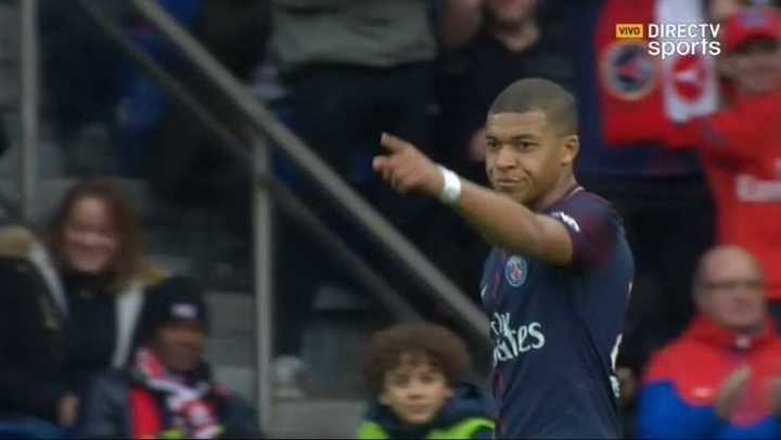 Paris Saint Germain 4 - Metz 0