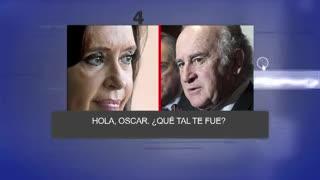 Tercer audio de Cristina